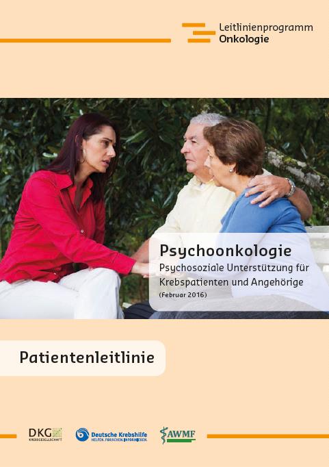 Patientenleitlinie_Psychoonkologie