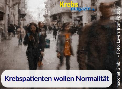 Krebspatienten wollen Normalität__I Huth___WEB